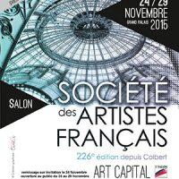 From 24 to 29 november 2015 : Grand Palais PARIS