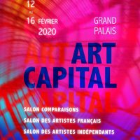 From 12 to 16 february 2020 – ART CAPITAL – Artistes Français – Grand Palais Paris